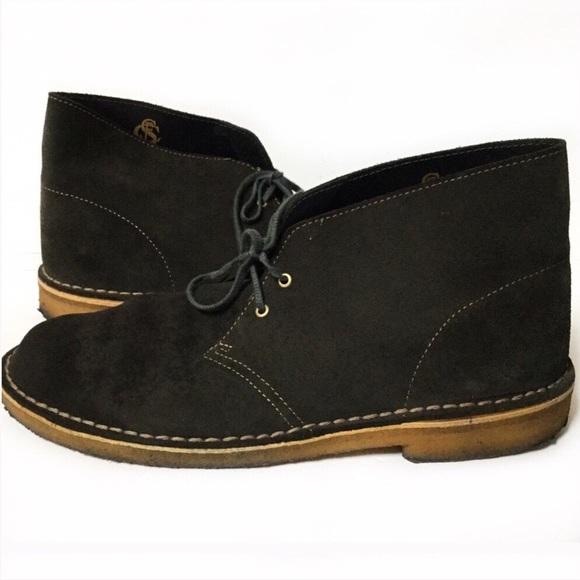 Charles Suede FStead Clarks Desert Brown Boots fbg76y